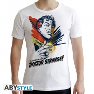 Marvel - T-shirt DR Strange Graphic homme MC white