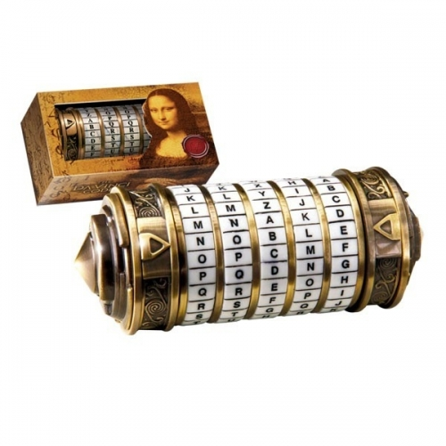 Da Vinci Code - Réplique Mini Cryptex