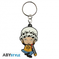 One Piece - Porte-clés Trafalgar Law SD