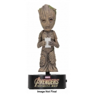 Avengers Infinity War - Figurine Body Knocker Bobble Groot 16 cm