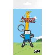 Adventure Time - Porte-clés Finn 7 cm