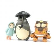 Mon voisin Totoro - Pack aimants Rain