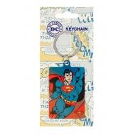 DC Comics - Porte-clés métal Superman 6 cm
