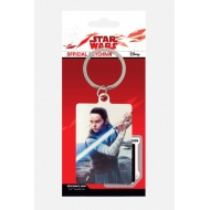 Star Wars Episode VIII - Porte-clés métal Rey Engage 6 cm