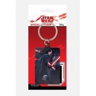 Star Wars Episode VIII - Porte-clés métal Kylo Ren Rage 6 cm