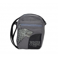 Game of Thrones - Sac à bandoulière mini Stark 17 x 23 cm