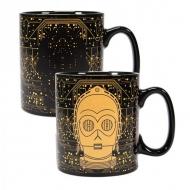 Star Wars - Mug effet thermique C-3PO