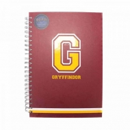 Harry Potter - Cahier A4 G for Gryffindor