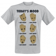 Les Gardiens de la Galaxie Vol. 2 - T-Shirt Groot Todays Mood