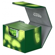 Ultimate Guard - SideWinder 100+ taille standard ChromiaSkin Vert