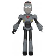 Rick & Morty - Figurine Rick (Purge Suit) 13 cm
