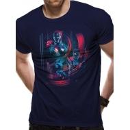 Avengers Infinity War - T-Shirt Iron Spidey Group