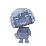 Harry Potter - Figurine POP! Nick Quasi-sans-tête (Bleu Translucide) 9 cm