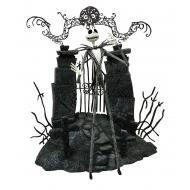 L'étrange Noel de monsieur Jack - Select Figurine Jack Skellington 18 cm