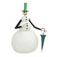 L'etrange Noel de Mr. Jack - Poupée Deluxe Snowman Jack 40 cm