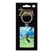 The Legend of Zelda Breath of the Wild - Porte-clés métal View 6 cm