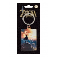 The Legend of Zelda Breath of the Wild - Porte-clés métal Sunset 6 cm