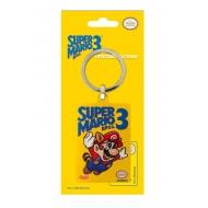 Nintendo - Porte-clés métal Super Mario Bros 3 NES Cover 6 cm