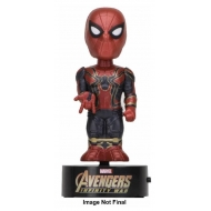 Avengers Infinity War - Figurine Body Knocker Bobble Spider-Man 16 cm