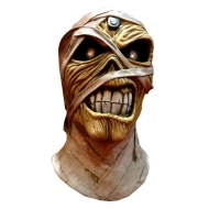 Iron Maiden - Masque latex Powerslave Mummy