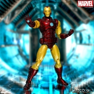 Marvel Universe - Figurine 1/12 Iron Man 18 cm