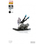 Marvel Comics - Statuette 1/10 Battle Diorama Series Spider-Gwen 16 cm