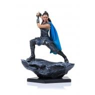 Thor Ragnarok - Statuette Battle Diorama Series 1/10 Valkyrie 21 cm