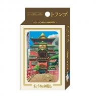 Le Voyage de Chihiro - Jeu de cartes à jouer
