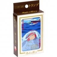 Ponyo sur la falaise - Jeu de cartes à jouer Ponyo