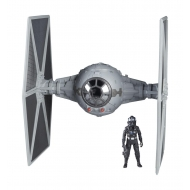 Star Wars Solo Force Link 2.0 - Véhicule avec figurine 2018 Class C TIE Fighter