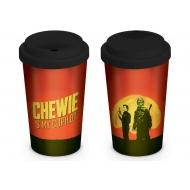 Star Wars Solo - Mug de voyage Chewie is my Copilot