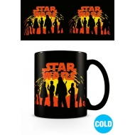 Star Wars - Solo mug effet thermique Sunset