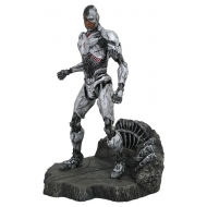 Justice League - Statuette Movie DC Gallery Cyborg 23 cm