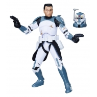Star Wars Black Series - Figurine 2018 Commander Wolffe Exclusive 15 cm