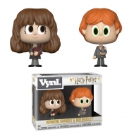 Harry Potter - Pack 2 figurines Ron & Hermione 10 cm