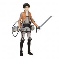 L'Attaque des Titans - Figurine Levi Ackerman 18 cm