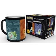 Pokemon - Mug effet thermique Catch Em All