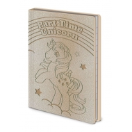 Mon petit poney - Carnet de notes Premium A6 Part Time Unicorn