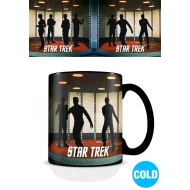 Star Trek - Mug effet thermique Transporter