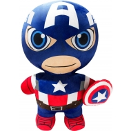 Marvel Inflate-A-Heroes - Peluche gonflable Captain America 76 cm