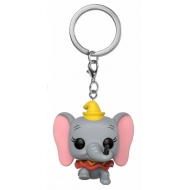 Dumbo - Porte-clés Pocket POP! Dumbo 4 cm