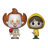 « Il » est revenu (It) - Pack 2 figurines Pennywise & Georgie 10 cm