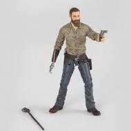 The Walking Dead - Figurine Rick (Color) 15 cm