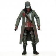 The Walking Dead - Figurine Jesus (Bloody B&W) 15 cm