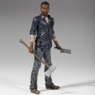The Walking Dead - Figurine Lee Everett (Color) 15 cm