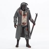 The Walking Dead - Figurine Ezekiel (Bloody B&W) 15 cm