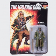 The Walking Dead - Figurine Shiva Force Sensei Ezekiel (Color) 13 cm