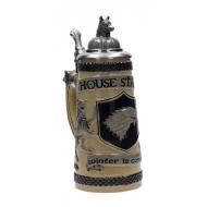 Game of Thrones - Chope céramique Bavarian Stark