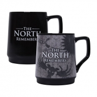 Game of Thrones - Mug effet thermique North Remember