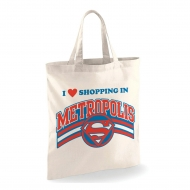 Superman - Sac shopping in Metropolis